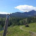 Gillette Lake & PCT- Table Mountain
