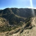 Mile 1 on the trail- Deep Creek Hot Springs