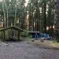 Hikers Camp at Tillamook Head- Tillamook Head Hike