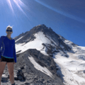 Superhero wife- Cooper Spur + Cloud Cap Hike