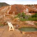 Red Hill Soak tank- Mystic Hot Springs
