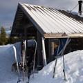 Brandenberg shelter- South Loop Spur Trail