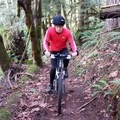North Shore Trail Mountain Bike Ride