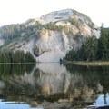 Late afternoon.- Indigo Lake Trail