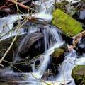 Small falls, Dry Creek Falls- Dry Creek Falls Hike