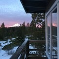 Mt Hood at Sunrise- Fivemile Butte Lookout Tower