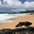 Secret Beach/Kauapea Beach