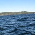 Crossing Lewis Lake- Lewis Lake to Shoshone Lake Loop
