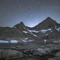 Campsite near Columbine Lake- Columbine Lake