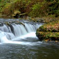 Silver Falls State Park.- Silver Falls, Trail of 10 Falls