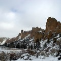 Smith Rock State Park. - Smith Rock, River Trail Hike