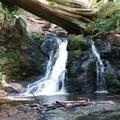 Cascade Falls- Orcas Island: Moran State Park Campgrounds