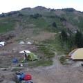 Goat Lake via the Snowgrass Trailhead