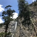 Base of Snoquera Falls- Snoquera Falls Loop