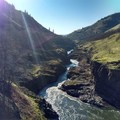 Canyon- Klickitat Trail, Lyle Trailhead