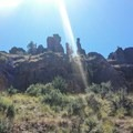 Rock formations!!!- Lower Whychus Creek Trail
