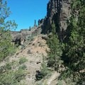 Rock formations along the Canyon Trail!!!- Lower Whychus Creek Trail