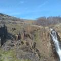 Eightmile Creek Falls!!!- Columbia Hills Historical State Park