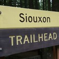 TrailHead!!!- Siouxon Creek Hike