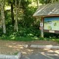 Trail Head at Knights Park!!!- Cascade Head Hike