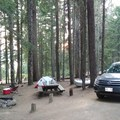 Our Campsite... #18- Clear Lake Campground