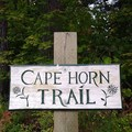 Trail Head!- Cape Horn Loop Hike