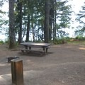 Site 17 - Detroit Lake, Southshore Campground