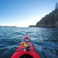 Burrows Island Sea Kayaking