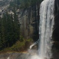 Vernal Falls Hike via Mist Trail