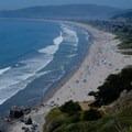 Stinson Beach - Muir Beach to Stinson Beach via Muir Woods National Monument
