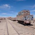 Great Train Graveyard – Uyuni, Bolivia- Solar de Uyuni: Incahuasi Island + Train Cemetery