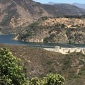 Gibraltar Dam- Red Rock Pool