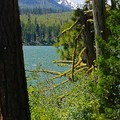 from the north side of Suttle Lake- Suttle Lake Loop