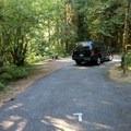 Driveway- North Fork Campground