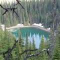 Mirror Lake- Lake Agnes + The Beehive Hike