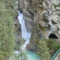 Lower Falls- Johnston Canyon Upper Falls Hike