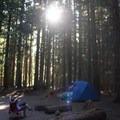 Walupt Lake Campground