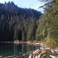 Pothole Lake, I think- Granite, Bertha May + Pothole Lakes