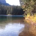 Wade in the water at Granite- Granite, Bertha May + Pothole Lakes