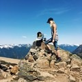 summit- Mailbox Peak via the New Trail