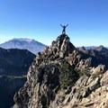 Whittier Ridge Trail from Norway Pass