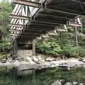 Shady Cove Bridge- Shady Cove + Cedar Creek Campground