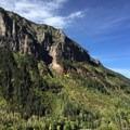 Ballard Mountain Ridge- Bridal Veil Falls, Telluride