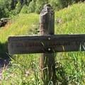 Wasatch Trail Turnoff- Bear Creek Falls Hike