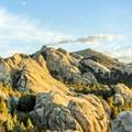 Morning at the City of Rocks- City of Rocks