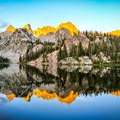 Sunrise at Alice Lake- Alice + Twin Lakes Hike