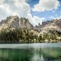 Upper Baron Lake- Baron Falls + Baron Lakes