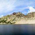 Sawtooth Lake -Summer 2015.- Alpine + Sawtooth Lakes, Iron Creek Drainage