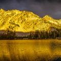 Sunset on El Capitan- Alice + Twin Lakes Hike