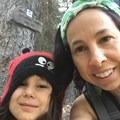 We did it!- Little Strawberry Lake via Strawberry Lake + Strawberry Falls